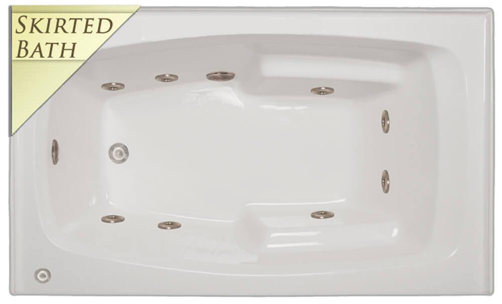 Signature W-237 Skirted Bath | Discount Hot Tubs